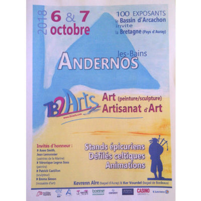 Exposition Andernos les Bains