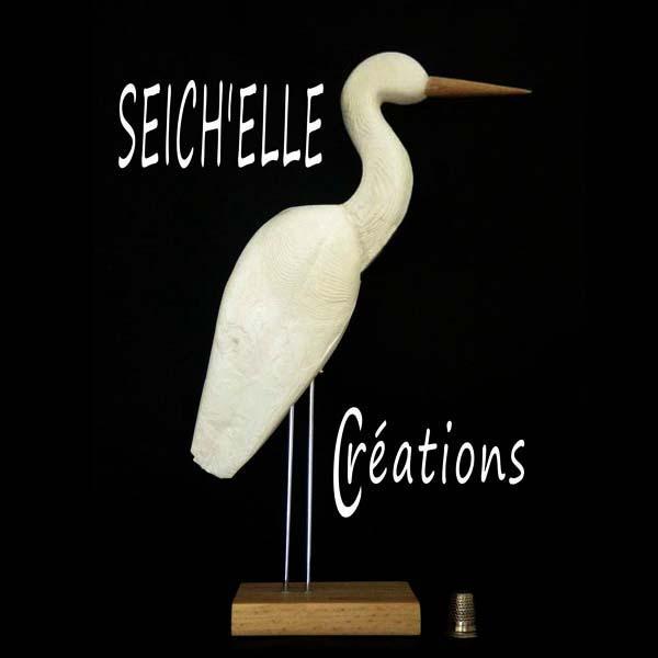 bestiaire-aigrette-vigie-face-seich-elle-creations-sculpture-os-de-seiche